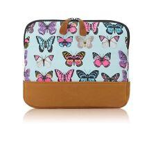 ❤ Farfalla iPAD Borsa Imbottita Custodia Cover Sleeve PER iPad Carino Regalo ❤