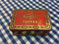 Vintage Needlers Toffee Tin