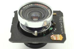 <For Parts> LINHOF TECHNIKA Super Angulon 65mm f/8 Scfneider Kreuznach by FedEx