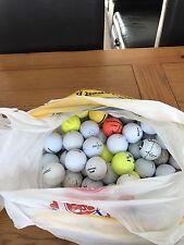 X50 pre di proprietà (Palline Da Golf Srixon, CALLAWAY, TITLEIST, Nike, Slazenger, pinnicale)