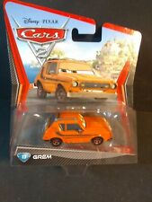 DISNEY PIXAR CARS 2 GREM #13 ***BRAND NEW & RARE***  2010 Mattel MOC