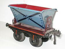 Wagon benne basculante  fabrication  BING échelle 1