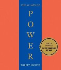 The 48 Laws of Power by Robert Greene (2007, CD, Abridged)