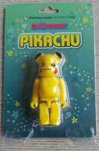 Pikachu Pokemon Center Sky Tree Town Bearbrick 100% Medicom Be@rbrick
