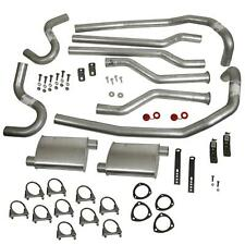 Summit Racing Header-Back Dual Exhaust System 680121