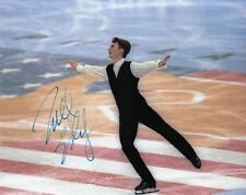 TODD ELDREDGE signed (USA OLYMPIC FIGURE SKATING) 8X10 *OLYMPICS* W/COA #1