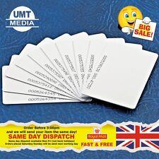 500 X 125khz Tarjeta De Proximidad Tarjetas Rfid Id Control De Acceso EM4100 EM4200 Reino Unido