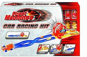 Street Machines Car Racing Kit ty898