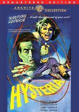 Hysteria DVD Robert Webber, Anthony Newlands, Jennifer Jayne, Maurice Denham