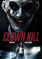 PRE ORDER: CLOWN KILL - DVD - Region 1