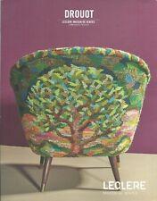 DROUOT PARIS BOHEME Design Furniture Ceramics Glass Wood Arminho Coll Catalog 17