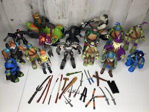 Teenage Mutant Ninja Turtles, Vehicles, Accessories Viacom, Mix Lot 2012'-2019'