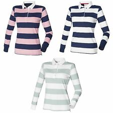 Collared Long Sleeve Plus Size Tops & Shirts for Women