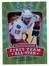 08-09 O-PEE-CHEE OPC FIRST TEAM ALL-STAR JAROME IGINLA FLAMES *54307