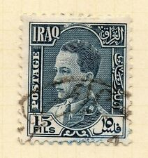 Iraq Ghazi 1934 Early Issue Fine Used 15f. 163653