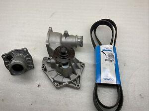 BMW E39 540I  M62 ENGINE Meyle WATER PUMP Original Bmw Thermostat  And Belt