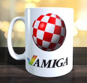 Commodore Amiga retro computer Mug