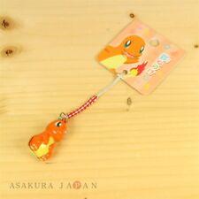 Pokemon Center Original Bell Charm Strap Charmander From Japan Sun Moon