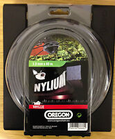 OREGON SQUARE NYLIUM nylon cutting strimmer trimmer line 3mm x 40m IN STOCK