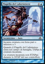 Magic MTG 4X FLAGELLO DEL LABIRINTIERE  - DGM - ITALIANO
