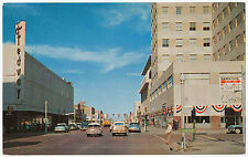 First National Bank, Fedway Building, 8th & Tyler, Amarillo, Texas 1950's