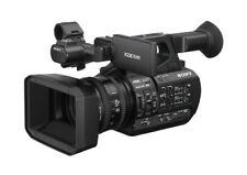 Sony pxw-z190v 4k HDR XDCAM-telecamera 25x Zoom dal Sony RIVENDITORE + sufflé +