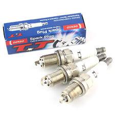 3x VW Fox 5Z1 1.2 Genuine Denso Twin Tip TT Spark Plugs