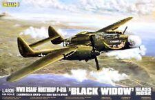 """GreatWall 1/48 L4806 USAAF Northrop P-61A """"Black Widow"""" Glass Nose"""