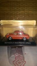 Renault Dauphine Car 1961 1/43Rd Scale Model Mint Packaged Issue Bxd K8967Q#