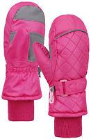 Kids Winter 3M Thinsulate and Waterproof Snow Ski Mittens Gloves