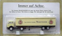 MB NG80 Sattelzug Warsteiner Nr.08 Immer auf Achse