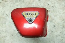 70 Honda CB 450 CB450 Dohc Derecho Lateral Cubierta Panel