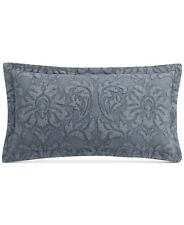 Savannah Home Aberdeen Applique 2 Decorative Pillows Charcoal Grey $100 H5048