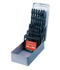ISHIHASHI / STRAIGHT DRILL 25 PCS SET (1.0-13.0mm) / D25-S / MADE IN JAPAN