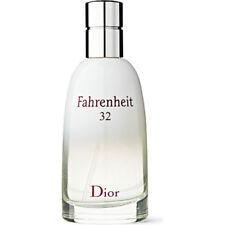 Fahrenheit 32 for Men Christian Dior Eau de Toilette Spray 1.7 oz - New no Box