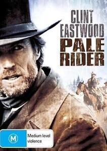 PALE RIDER : NEW DVD
