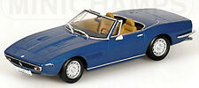 Maserati Ghibli Spider 1969 blau blue metallic 1:43 Minichamps