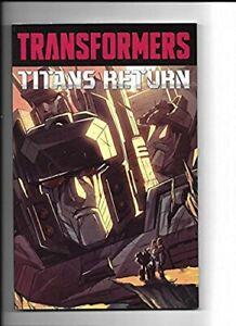 Transformers Titans Return (Inglese) - 9781631408212