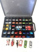 Hot Wheels Diecast Vehicle Carry Case Holds 48 Cars #20020 Maisto & Hot Wheels