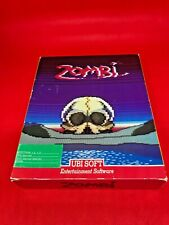 Sinclair ZX Spectrum +3 Disk - ZOMBI - Ubisoft - # VERY RARE # TESTED &WORKING