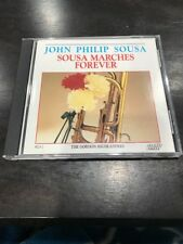 Sousa Marches Forever by John Philip Sousa (CD, 1988, Compose Records)