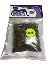 Potent Organic Catnip Baggie - Dried Organic Catnip for Cats