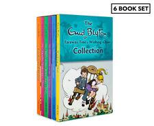 Enid Blyton Faraway Tree & Wishing-Chair 6-Book Box Set