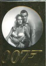 James Bond 50th Anniversary Series 1 Complete 99 Card Base Set