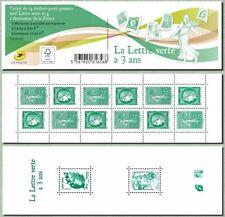 Carnet C1521 - La Lettre Verte a 3 ans - 2014