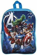 Marvel Avengers Backpack Boys School Bag