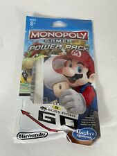 Monopoly Gamer Power Pack Toad- New Unopened