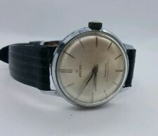 Vintage ENICAR Supertest Men's Watch