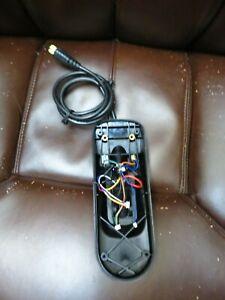 Permobil Joystick Rnet Replacment Bottom Base Charging Plug- End D51625.02 #3236