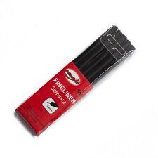 5er-Set Fineliner in der Farbe schwarz und 0,4mm Stärke